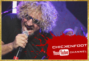 Chickenfoot on YouTube
