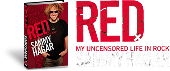 Sammy Hagar: Red, My Uncensored Life In Rock