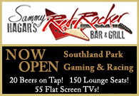 Sammy Hagar's Redrocker Bar & Grill