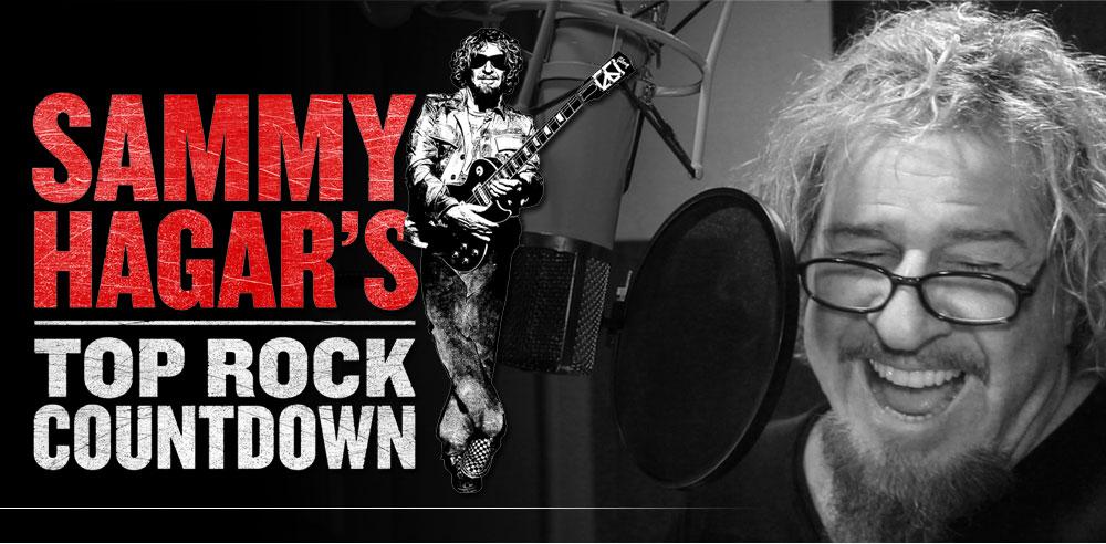 25f58192a747b Sammy Hagar s Top Rock Countdown