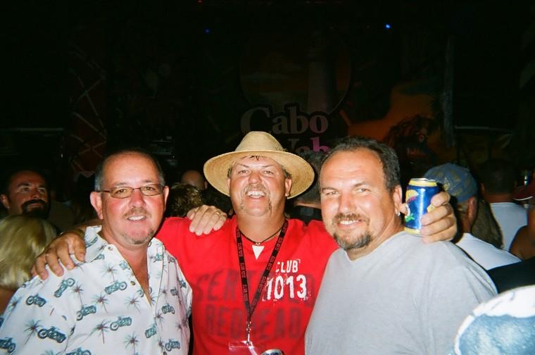 Eric, Me and Tim
