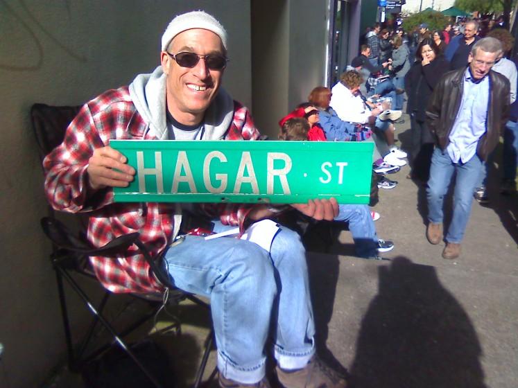 Hagar St.Rocks!