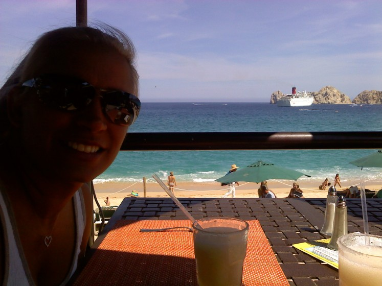 My Jennifer in CABO!!!
