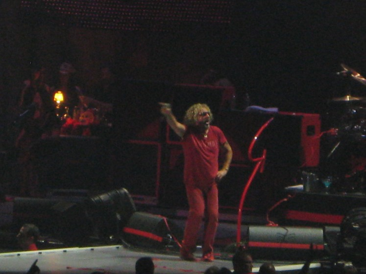 Sammy Hagar & Aerosmith