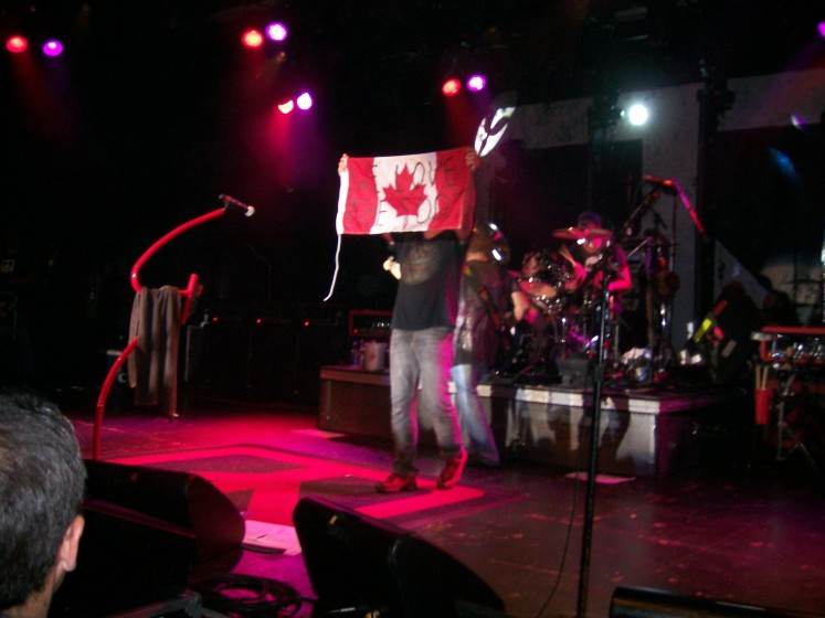 Chickenfoot - Second Show - Commodore, 2009-05-15 Vancouver, B.C.