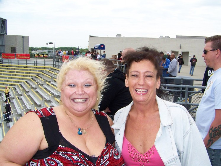 Anita &amp; Eva @ Rock on the Range