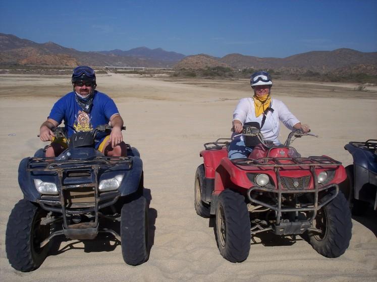 Ridin in the Baja