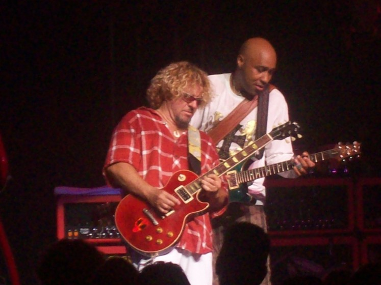 SAMMY AND VIC MGM GRAND AT FOXWOODS CONNECTICUT 2008