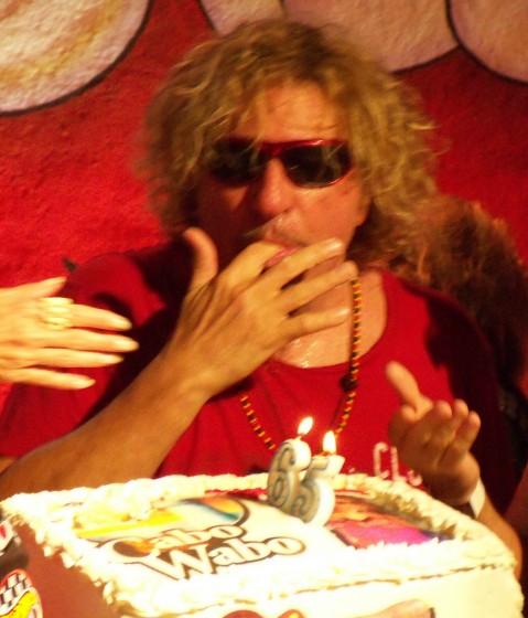 sammys 65th birthday