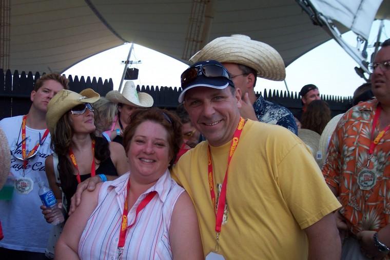 Russ & Laura Buffalo NY
