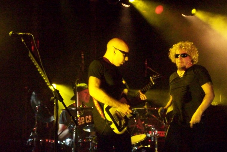 Sammy & Chickenfoot in San Antonio