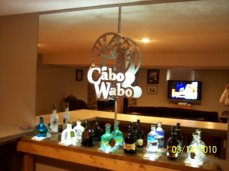 Cabo Wabo Bar