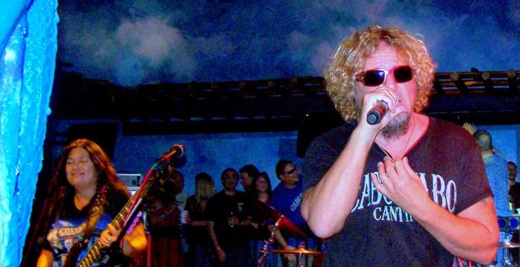Cabo Wabo Fresno 10-28-08