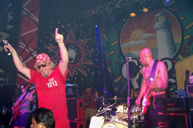 10/132010 Sammy Hagar B-Day Bash @ the Cabo Wabo