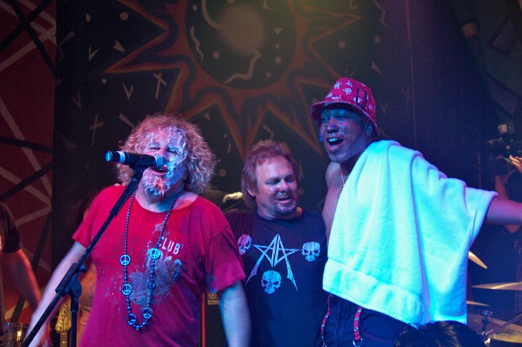 10/132010 Sammy Hagar B-Day Bash @ the Cabo Wabo