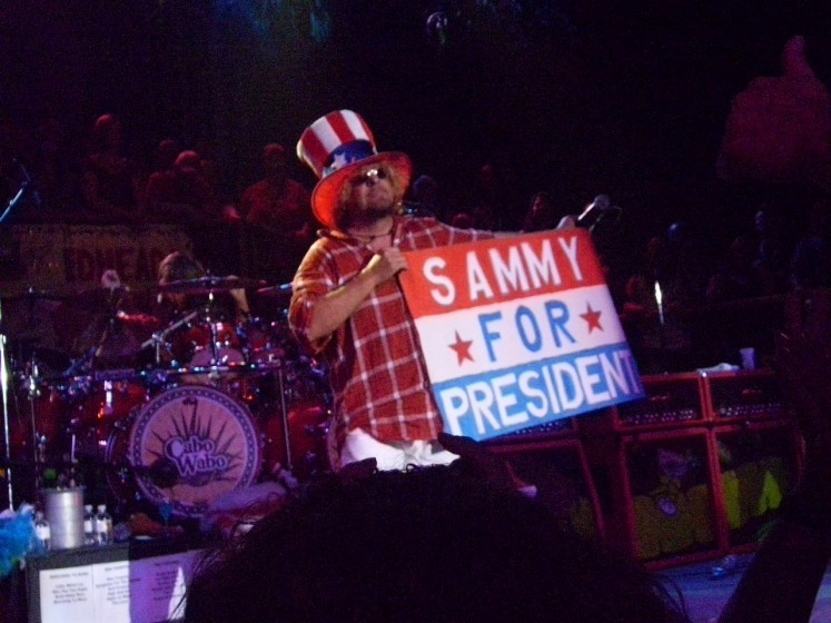 Sammy For President