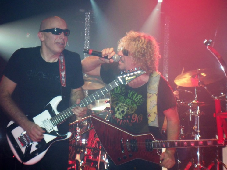 chickenfoot in nyc