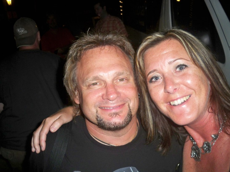 Michael Anthony is way cool!
