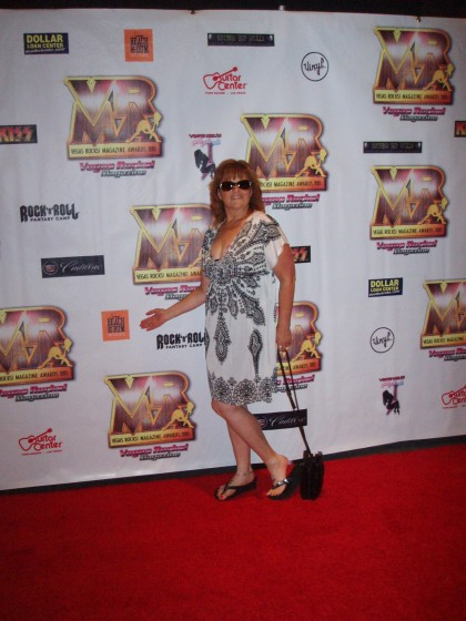 RED carpet before the show
