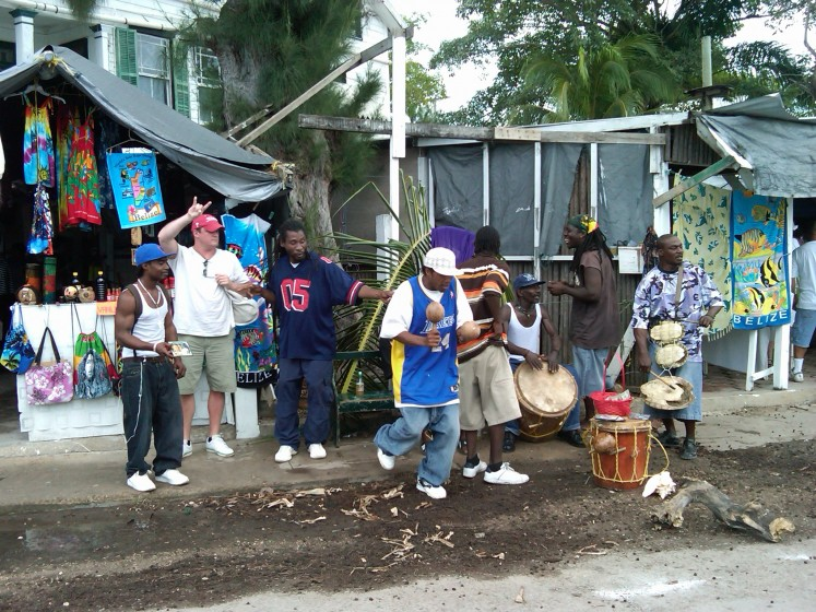 Jammin in Belize !