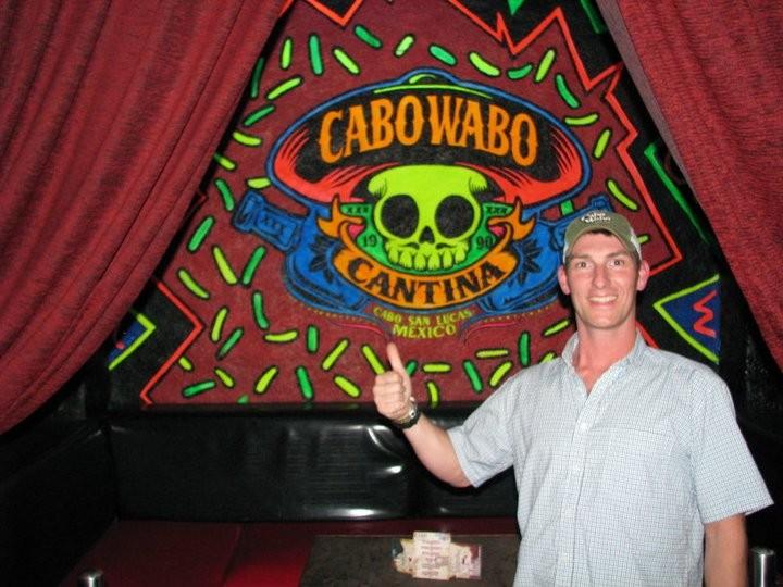 inside Cabo Wabo Cantina