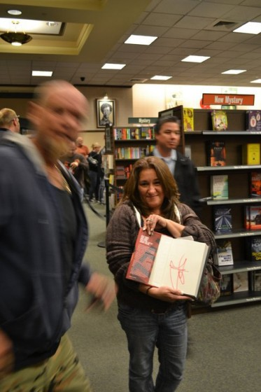 RED BOOK SIGNING HUNTINGTON BEACH CA