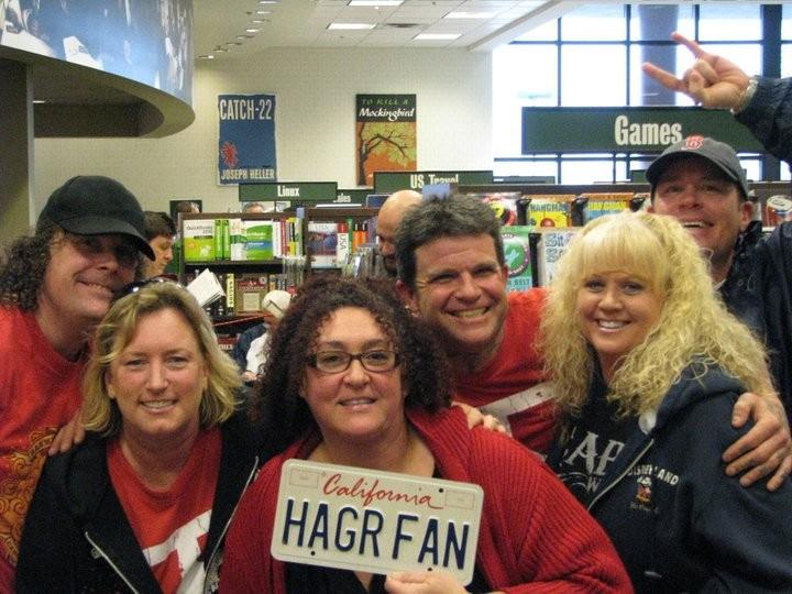 book signing in roseville