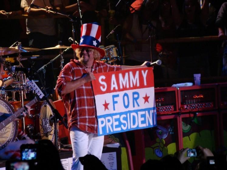 Sam for President