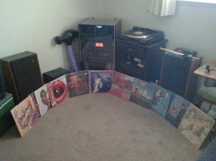 My Hagar collection
