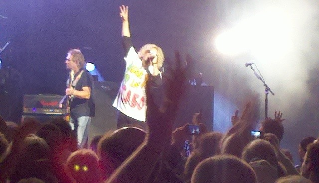Chickenfoot in Chitown