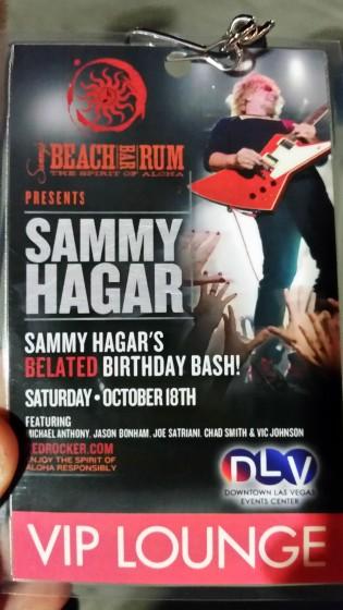 Sammy's Belated Birthday Bash