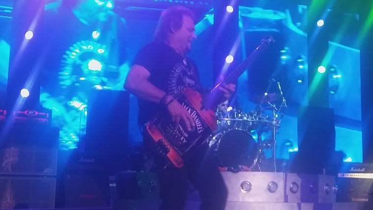 Michael Anthony Jack Daniels Bass