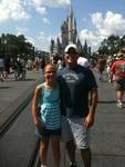Ken Baldwin hanging at Disney!