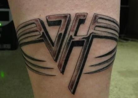 My VH Tattoo