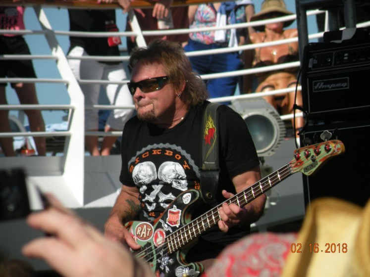 Rock Legend Cruise