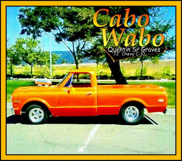CABO WABO TRUCK