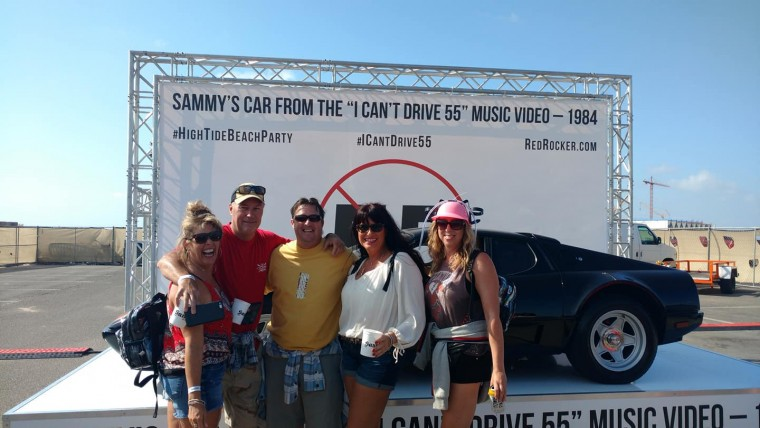 Sammy Hagar's High Tide Beach Party