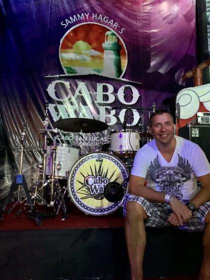 Cabo Wabo cantina December 2019