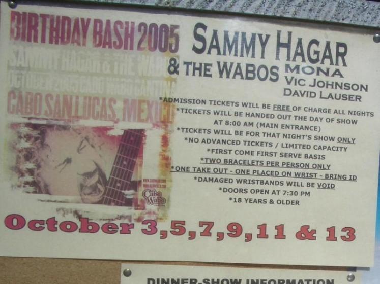 Bash 2005