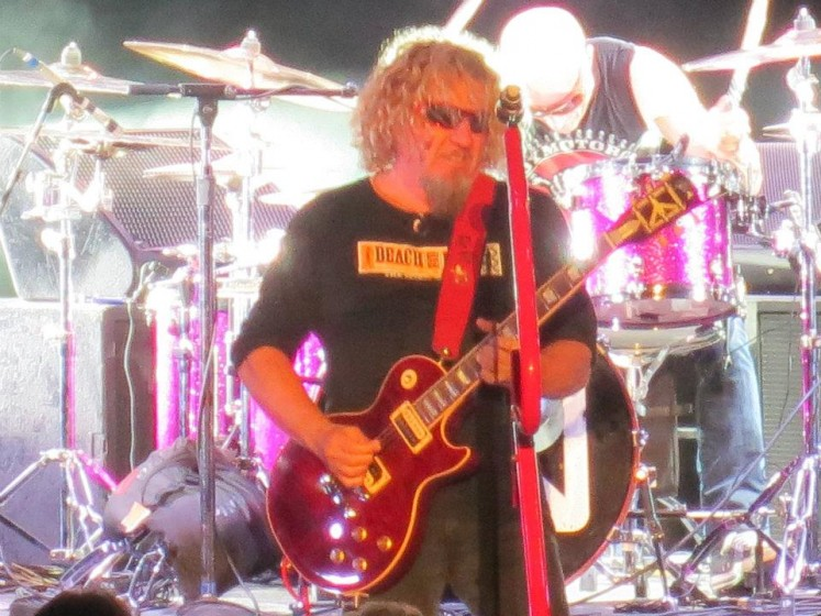 Red Rocker @ The Greek Theatre