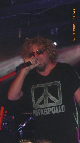 Chickenfoot in Seattle