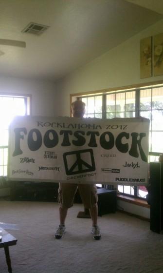 FOOTSTOCK BANNER!