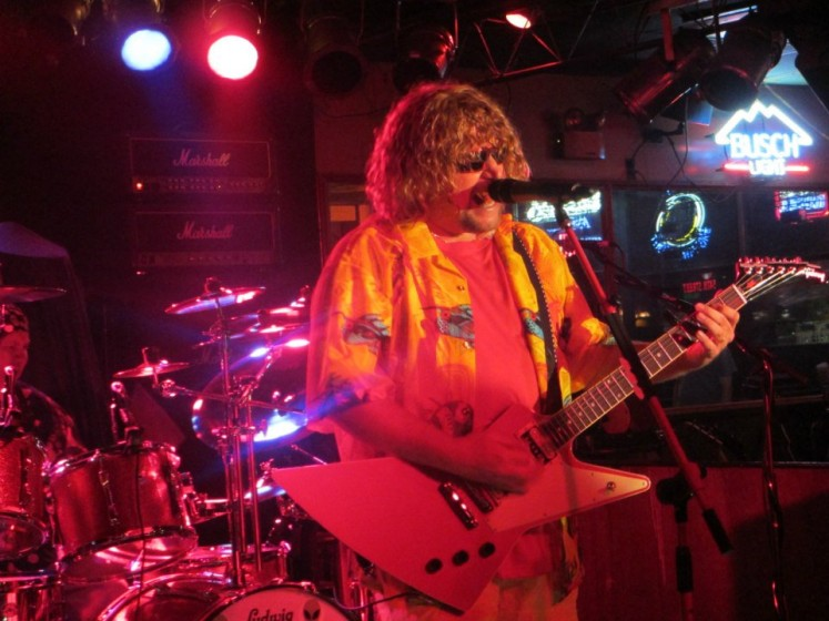 """RED"" A Tribute to Sammy Hagar  St. Louis, MO."