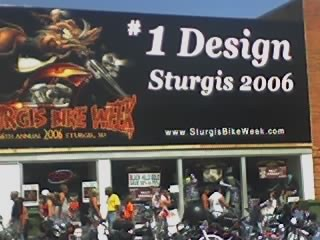 Sammy Rocks Sturgis 2006