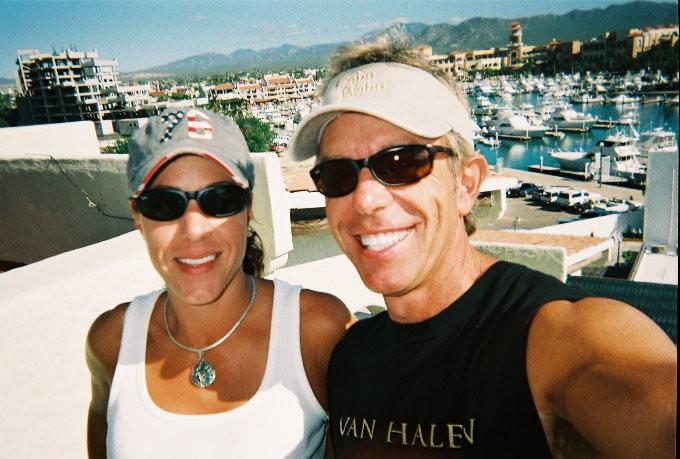 Christina in Cabo 2004