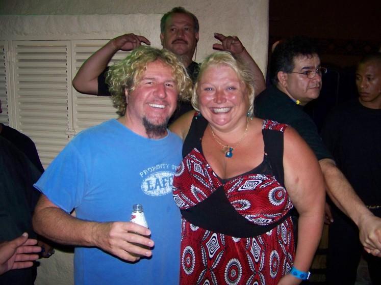 Anita & Sammy CaboWabo 2008