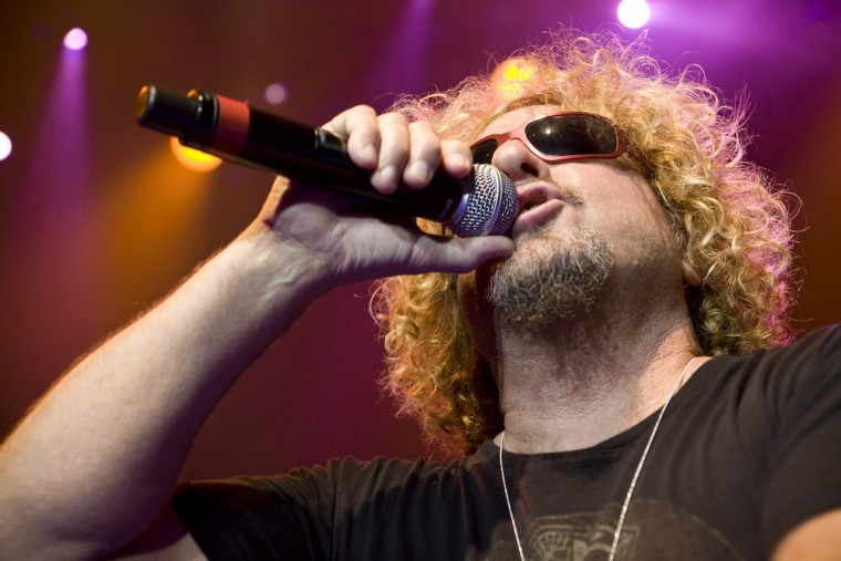 Chickenfoot Rocks Chicago