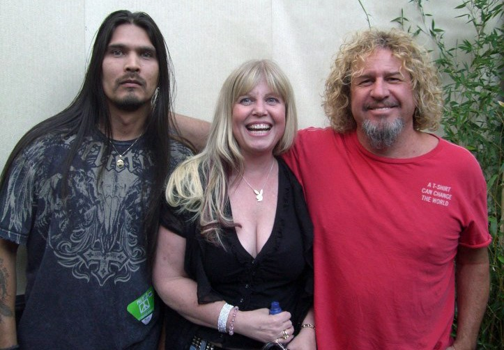Paul, Me & Sammy Hagar