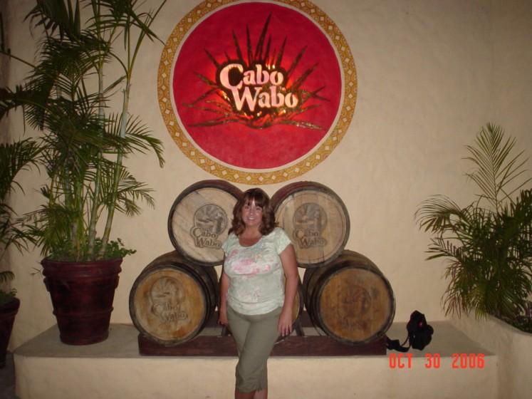 Cabo Wabo ~ 2006