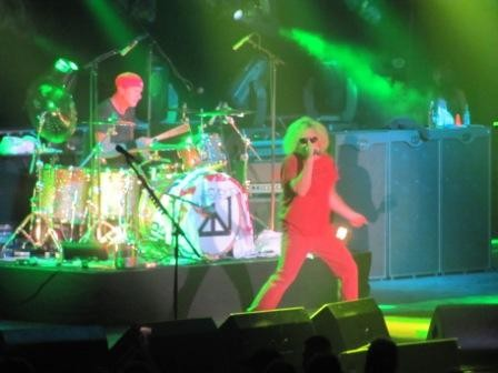 Chickenfoot In Indio 9-10-10
